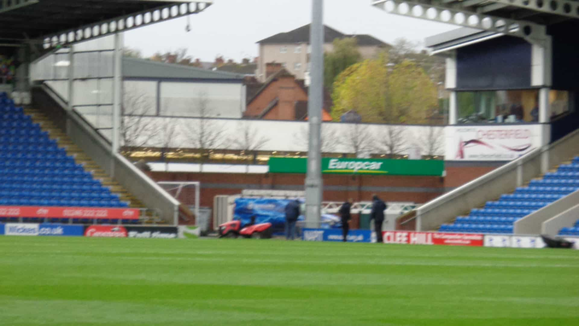 Chesterfield FC Stadium