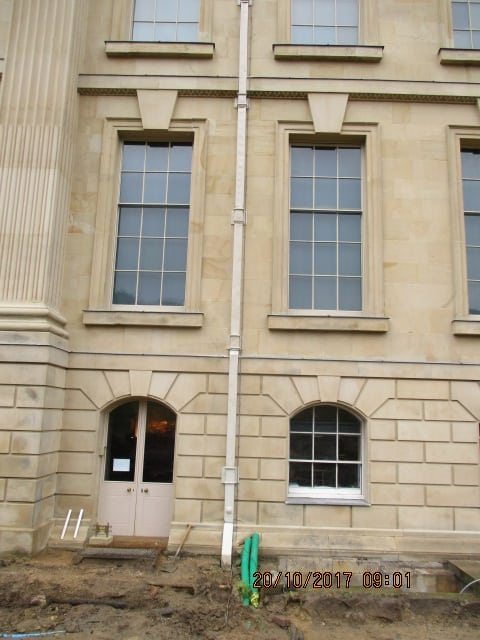Chatsworth Hall - 2No ESE System