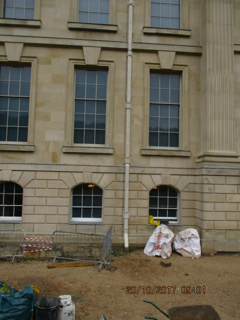 Chatsworth Hall - 2No ESE system (2)